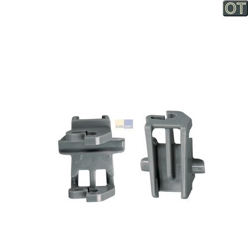 Korbablagen-Lagerset für Oberkorb , 2 Stück 00611474 611474 Bosch, Siemens, Neff