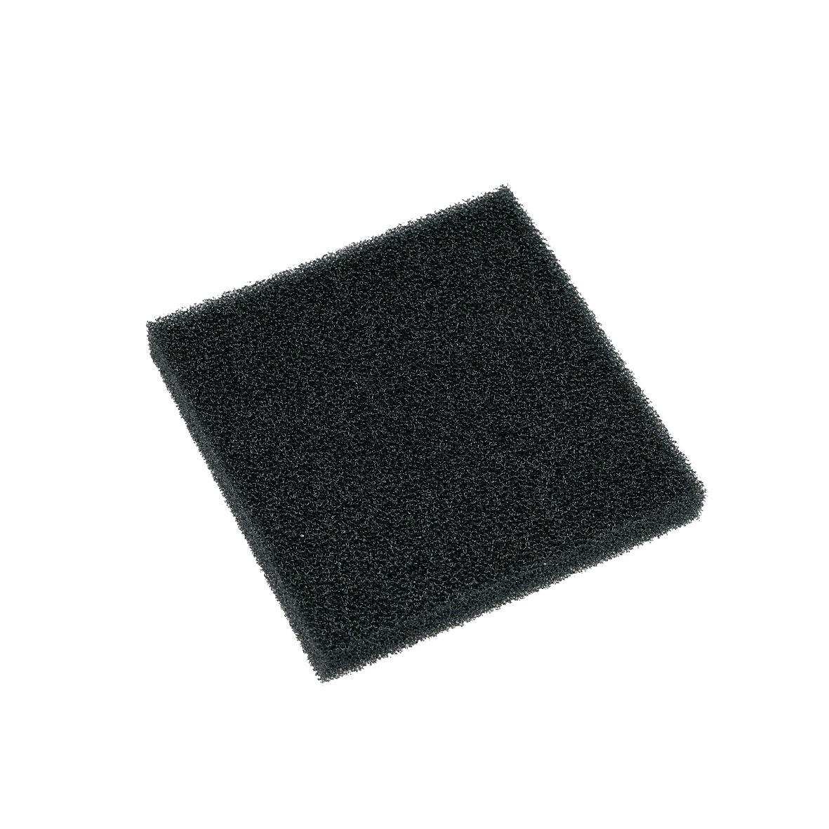 Schaumfilter Bosch 00483333 Abluftfilter 118x118mm für Bodenstaubsauger