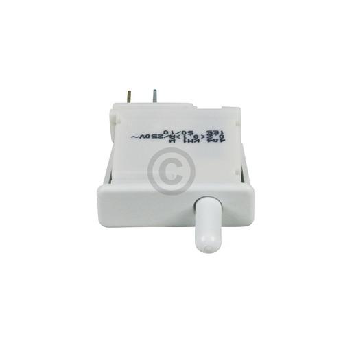 Tastenschalter Bosch 00610369 Lichtschalter für Kühl-Gefrierkombination