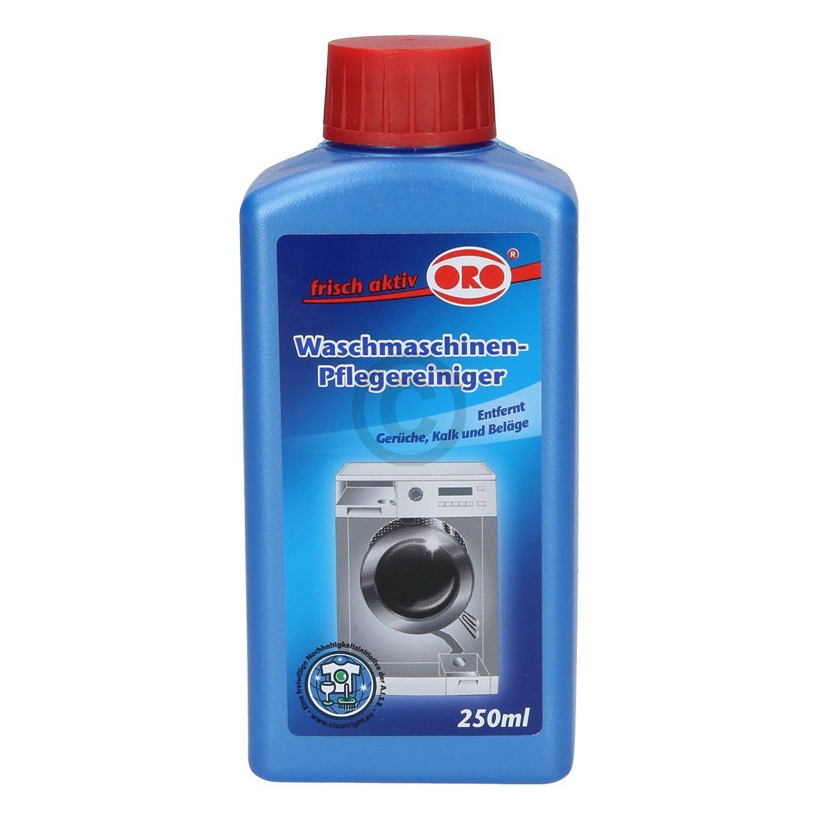Waschmaschinen Reiniger flüssig - ORO 250ml Flasche