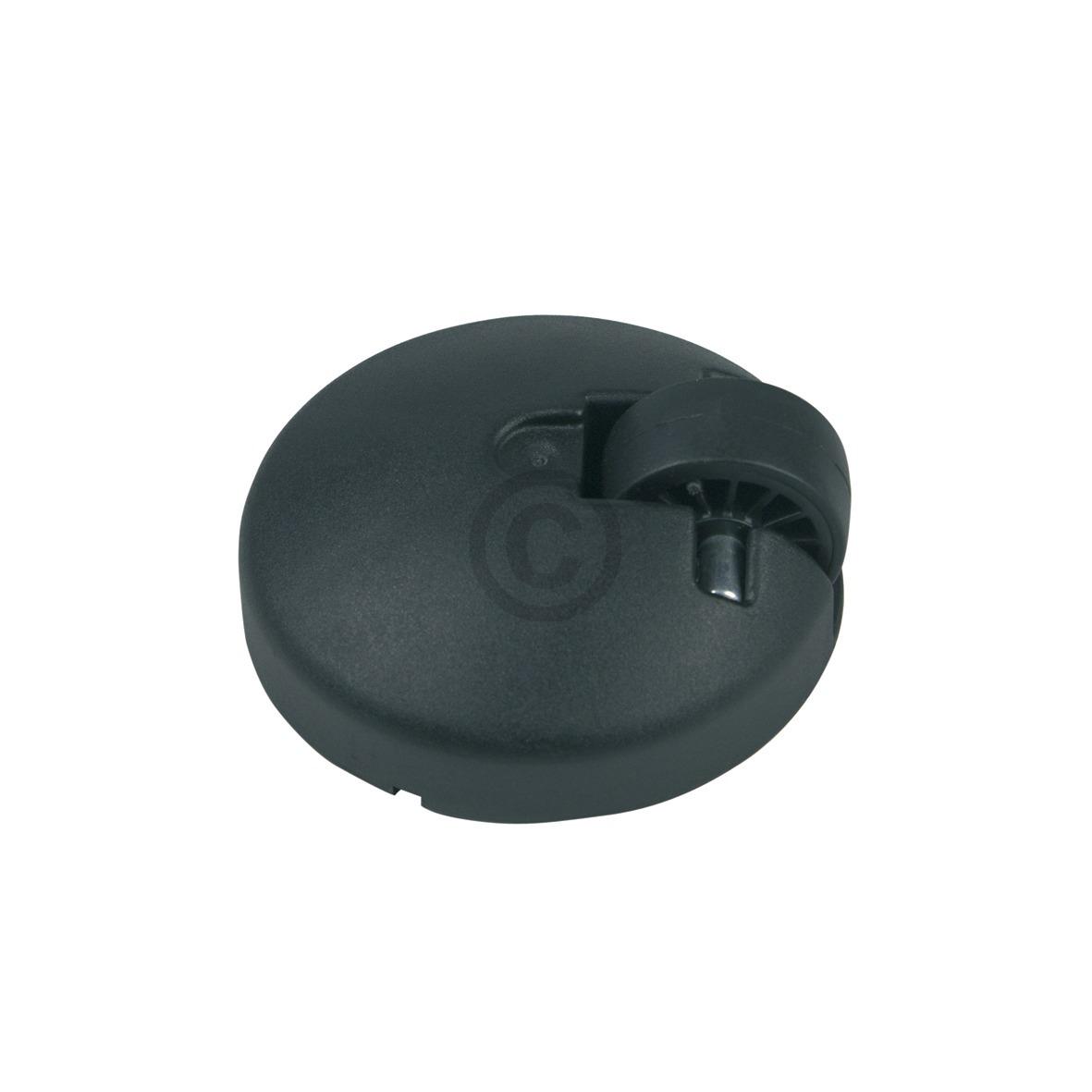 Laufrolle Lenkrolle komplett BOSCH 00188291 für Staubsauger Bosch, Siemens, Neff