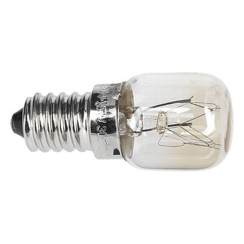 Lampe E14 15W 22mmØ 57mm 230V 300Grad universal für Backofen Kühlschrank