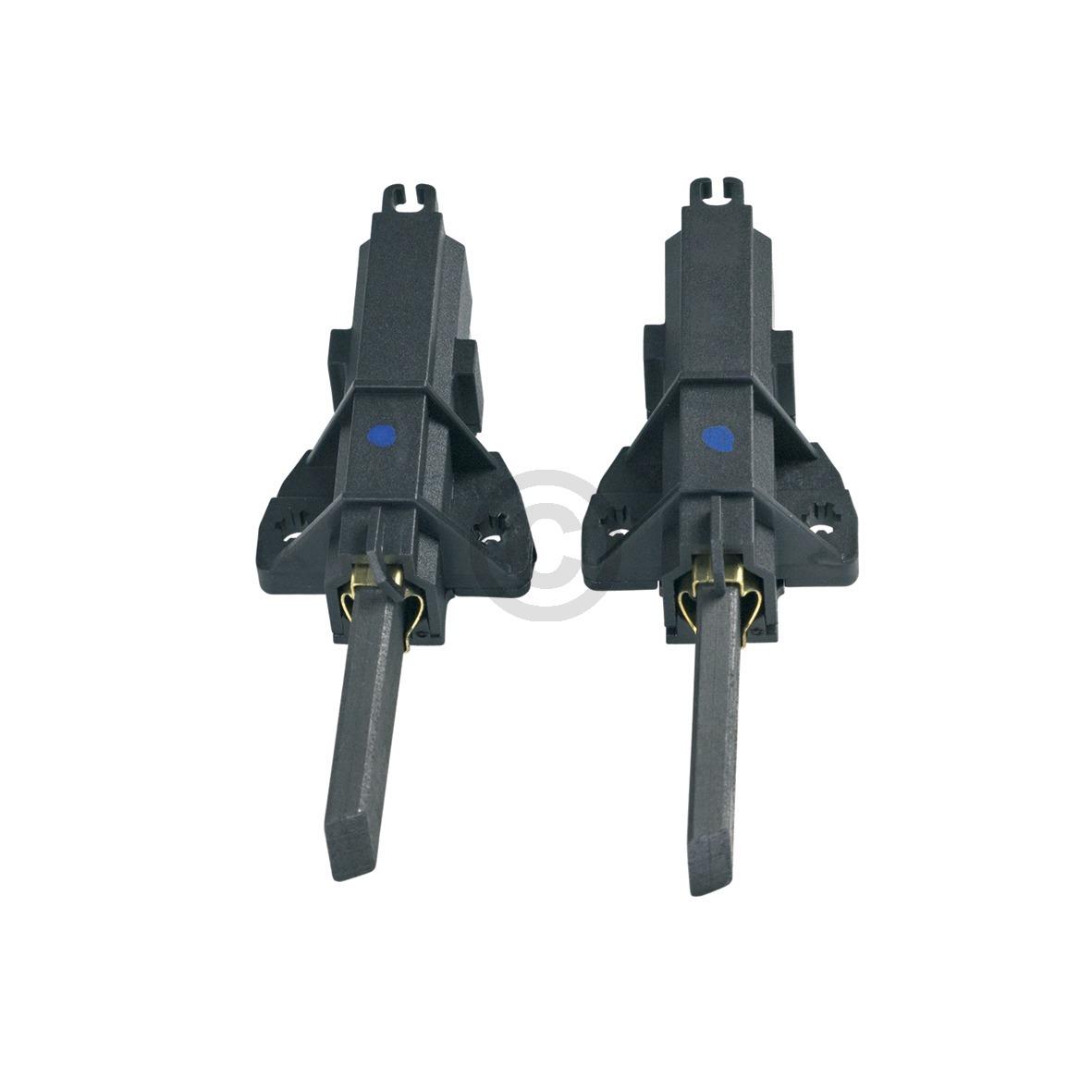 Kohlen kpl. mit Halter 4,8mmAMP, AT! 00151614 151614 Bauknecht, Whirlpool, Ikea