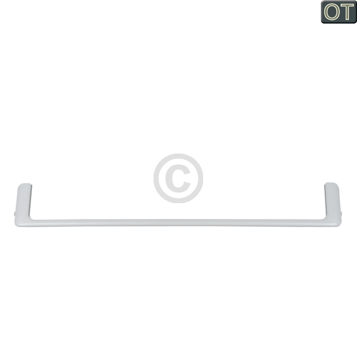 Glasplattenleiste vorne für lange/kurze Glasplatte vorne 7432032 Liebherr