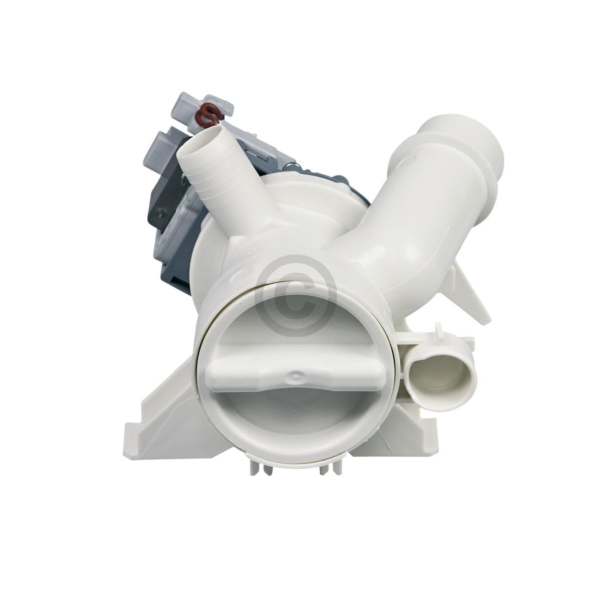 Ablaufpumpe mit Pumpenstutzen und Flusensiebeinsatz AT! 41019104 Candy Hoover