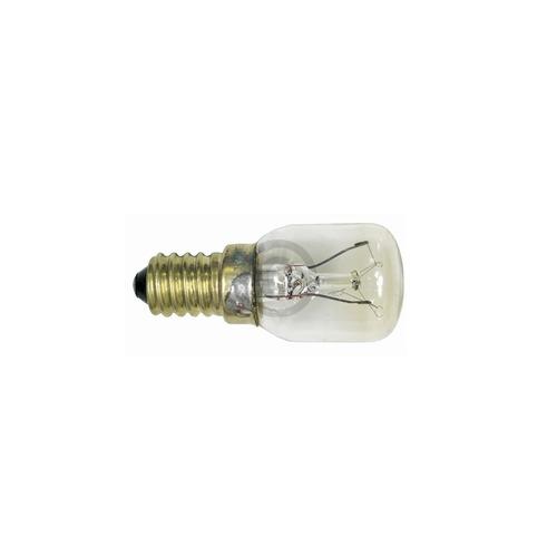 Lampe E14 15W Universal 25mmØ 57mm 240V Röhrenlampe für Kühlschrank