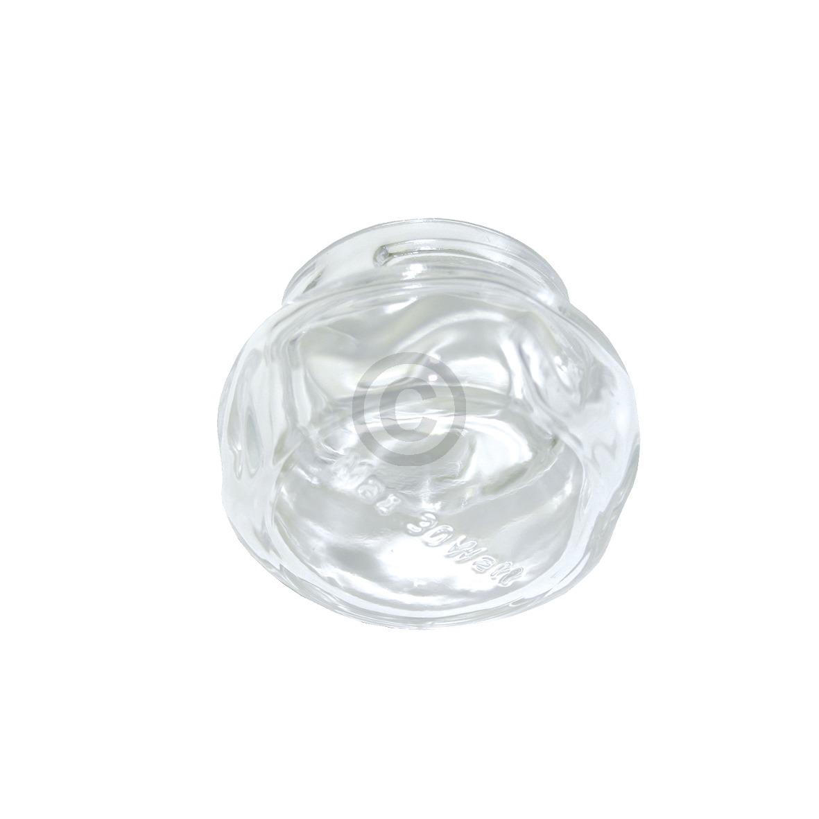 Lampenabdeckung Ø48mm, Glas 481245028007 Bauknecht, Whirlpool, Ikea