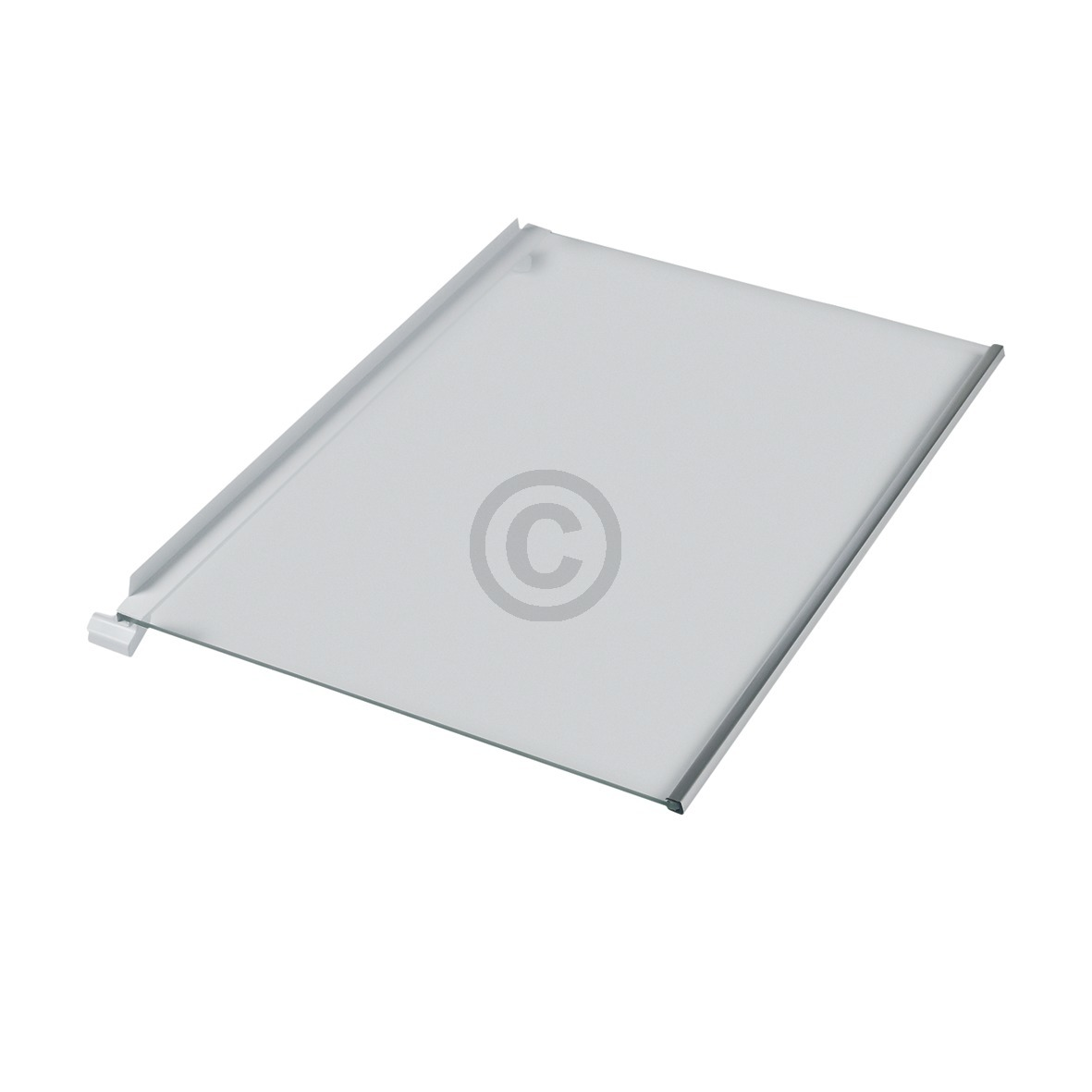 Glasplatte Bosch 00704757 458x350mm für Kühlteil Kühl-Gefrierkombination
