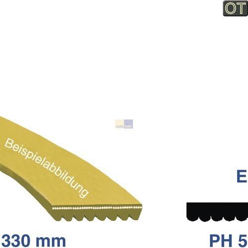 Riemen 330 PH 5 E, für Lüftermotor 00600151 600151 Bosch, Siemens, Neff