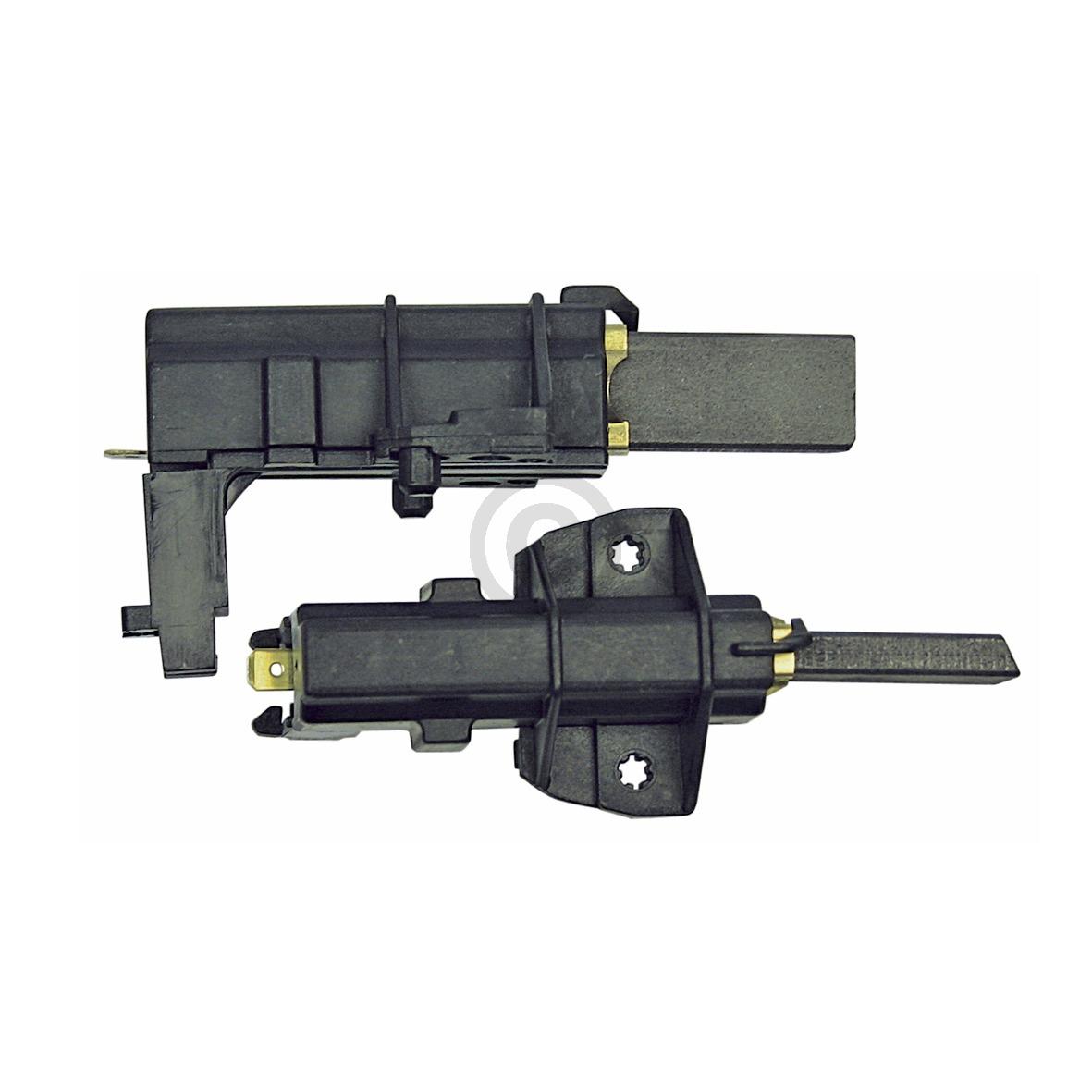 Kohlen mit Halter 4,8mmAMP für Waschmaschine 00151614 151614