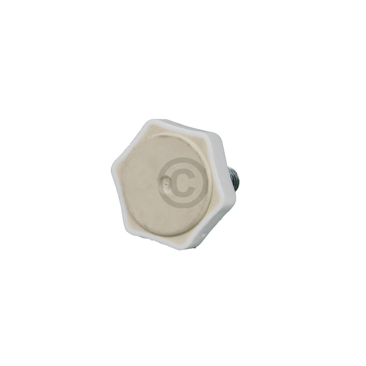 Gerätefuss M8 Gewinde, verstellbar vorne 481246248054 Bauknecht, Whirlpool, Ikea