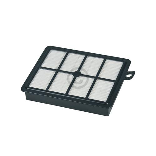 Abluftfilterkassette wie AEG 900195119/4 EFH12W Philips FC8031 für Staubsauger