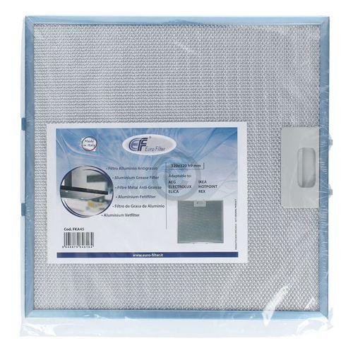 Fettfilter wie Whirlpool 481248058144 Metallfilter 330x320mm