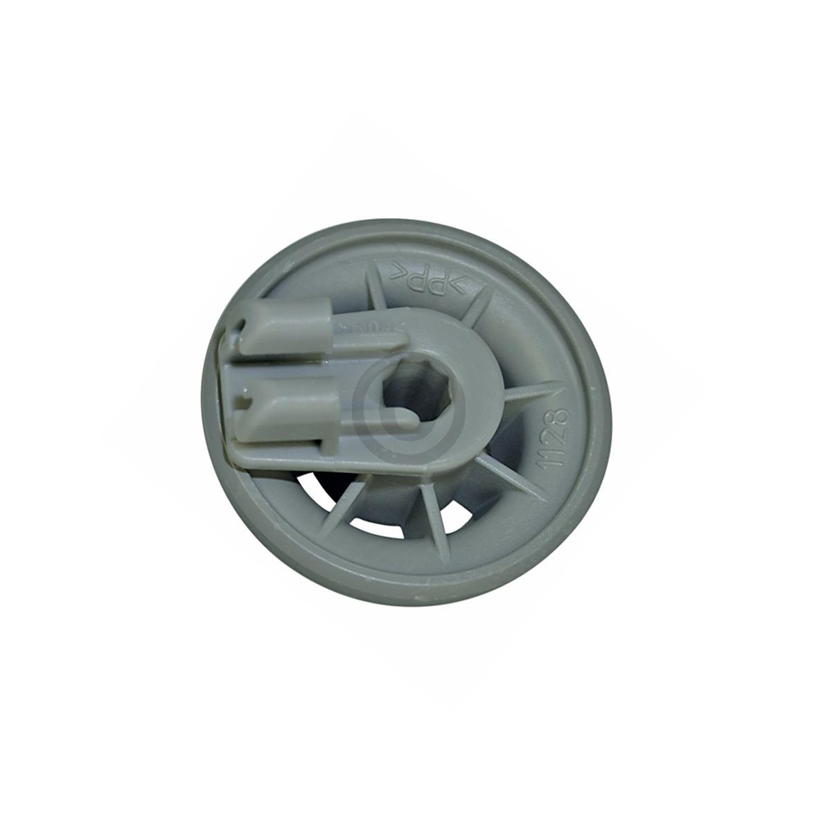 Korbrolle für Unterkorb, 1 Stück 00611475 611475 Bosch, Siemens, Neff