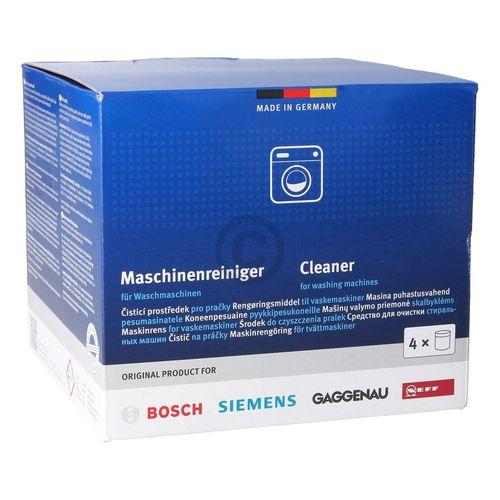 Waschmaschinenreiniger4 x 200 g Bosch Siemens 00311929