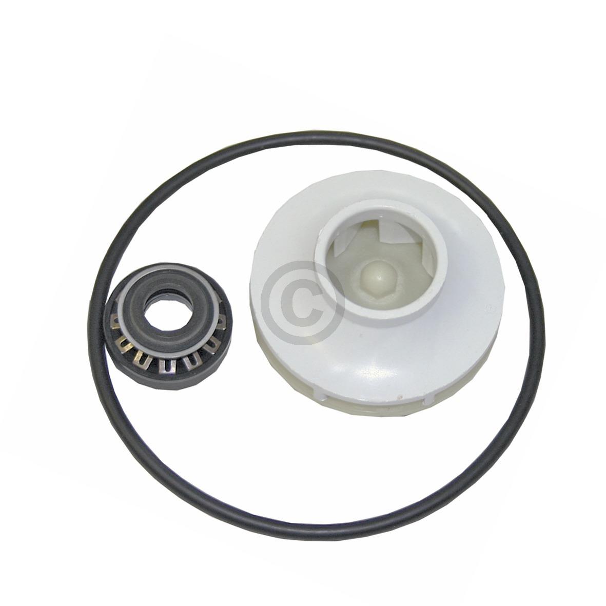 Pumpen-Wellendichtung mit Flügel für Umwälzpumpe 00419027 419027 Bosch, Siemens,