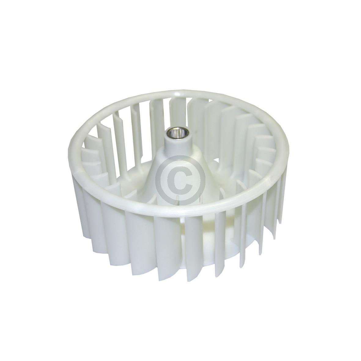 Lüfterrad weiß 00647542 647542 Bosch, Siemens, Neff