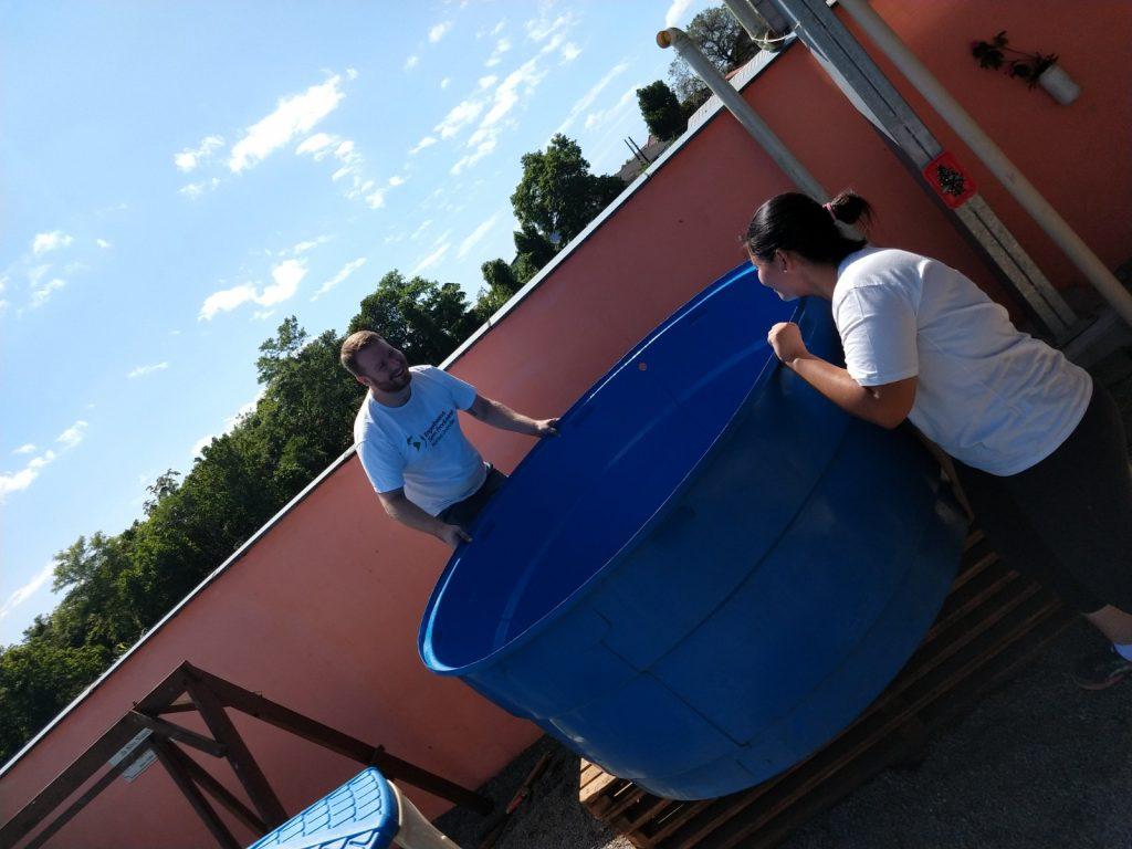 Segunda cisterna