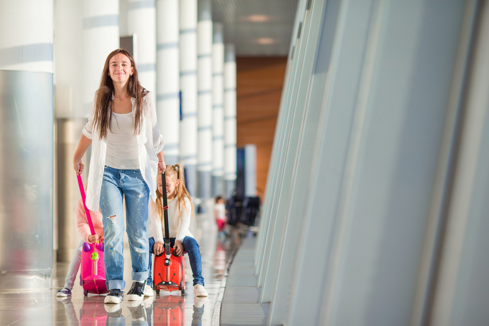 Traveling Abroad as a Single Parent