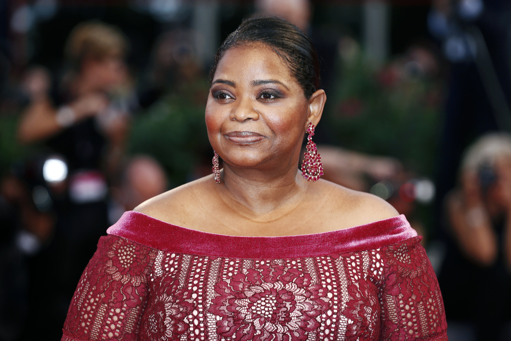 "Octavia Spencer: ""She Is the One Woman That I Credit Everything To"""