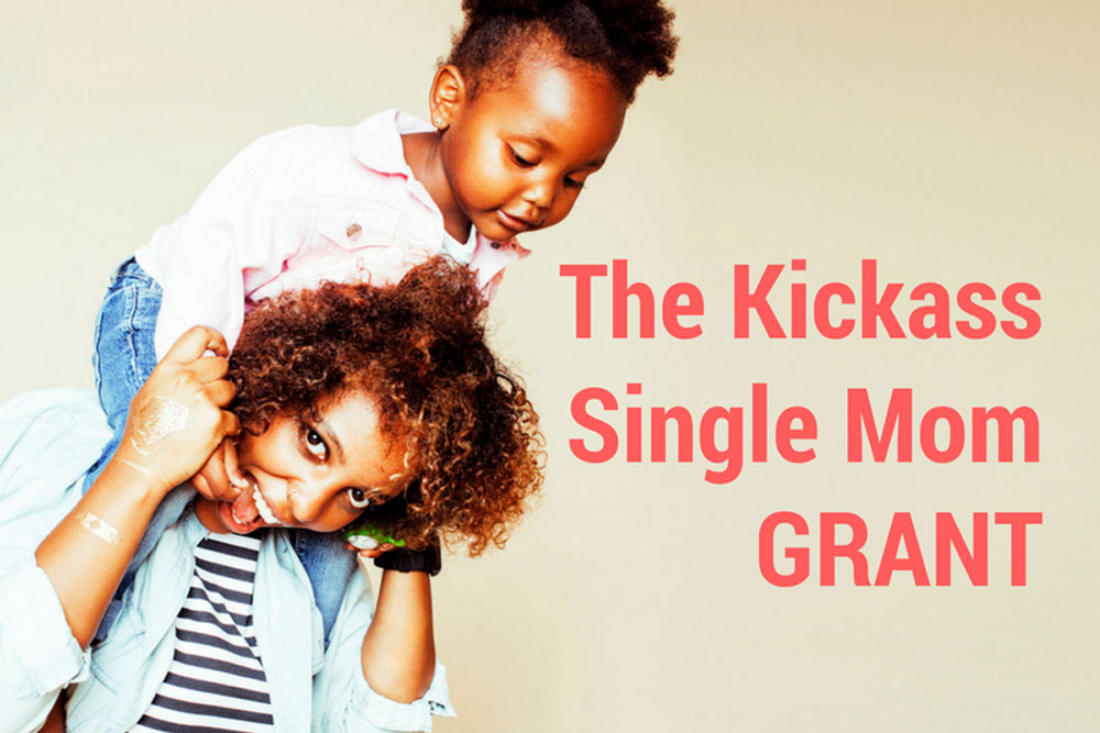 "Emma Johnson Launched a Grant Program Rewarding ""Kickass"" Solo Moms"