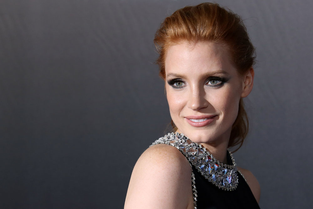 Jessica Chastain: Attention to Detail