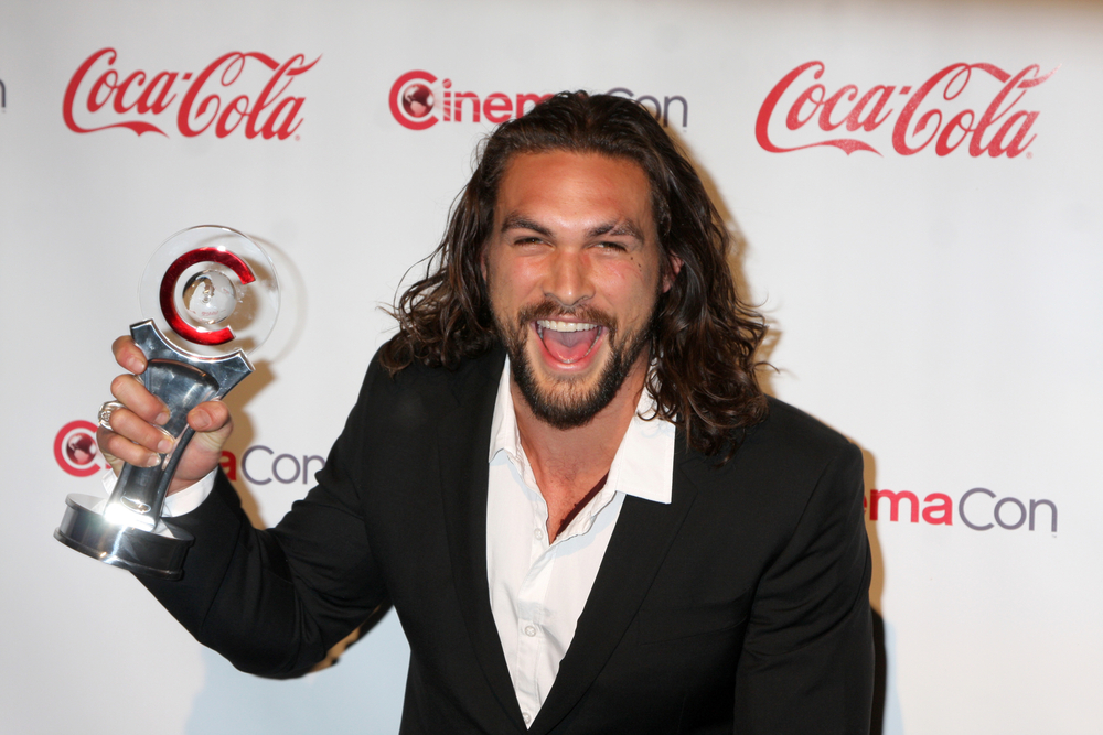 "Jason Momoa: ""My Mom Gave Me Her Eyes"""