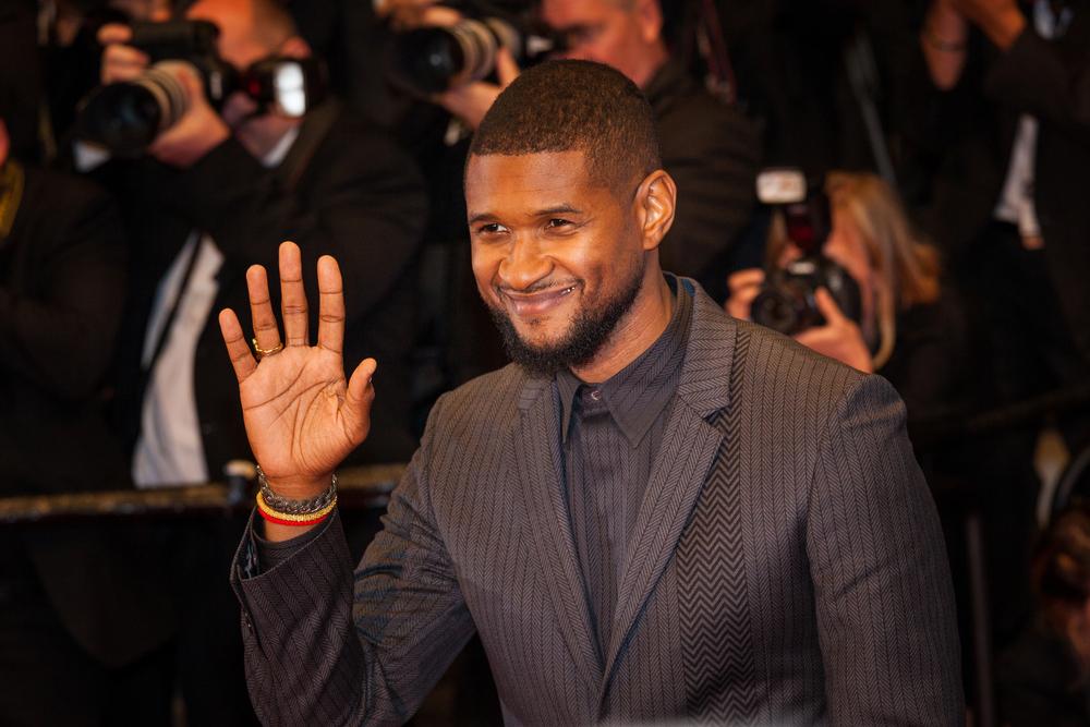 "Usher: ""I Sound Just Like My Mom"""