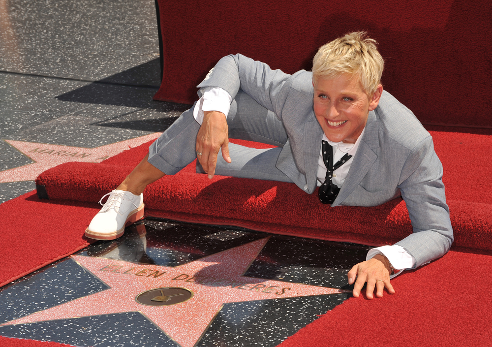Ellen DeGeneres: Proud Mom, Proud Daughter