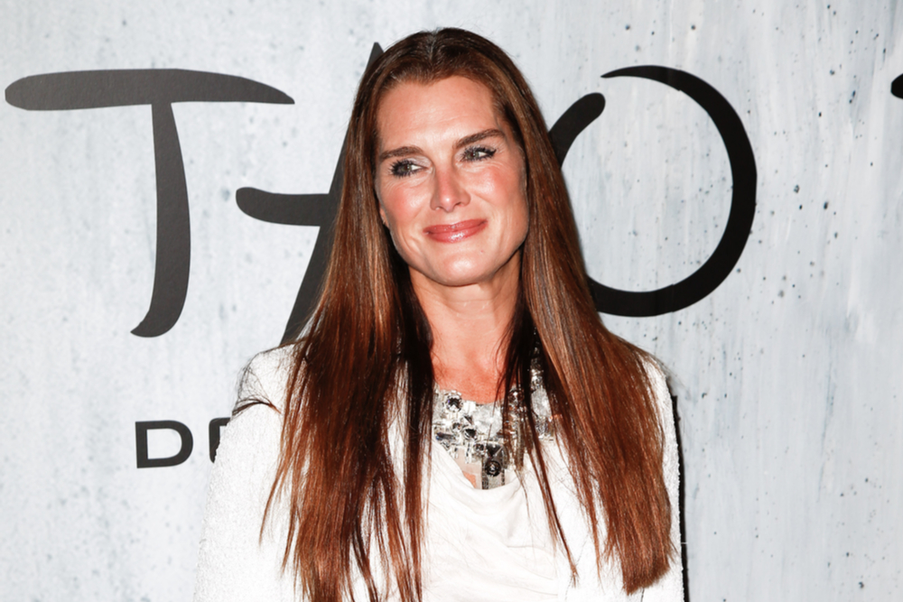 Brooke Shields: Complex Bond