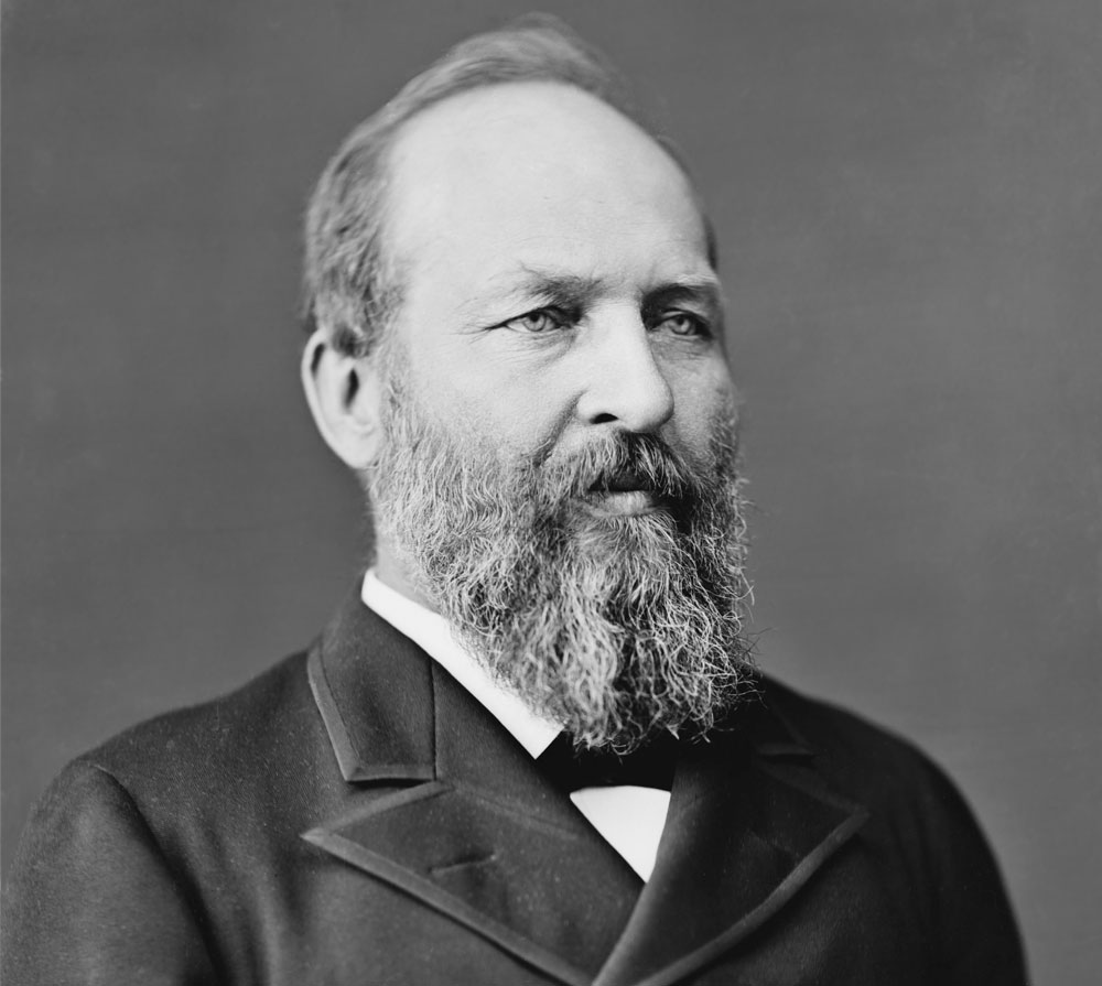 President James A. Garfield: The Last of the Log-Cabin Presidents