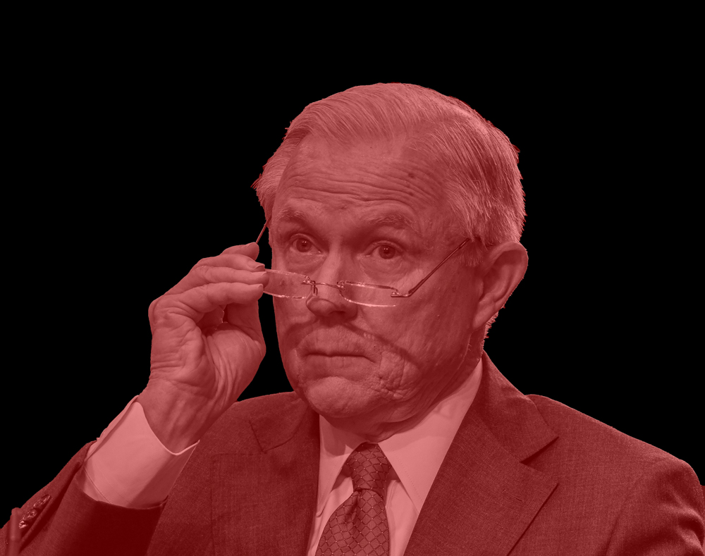 Women and Children . . . Last: Time Out, Jeff Sessions