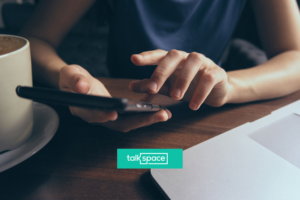 Talking It Out with Talkspace