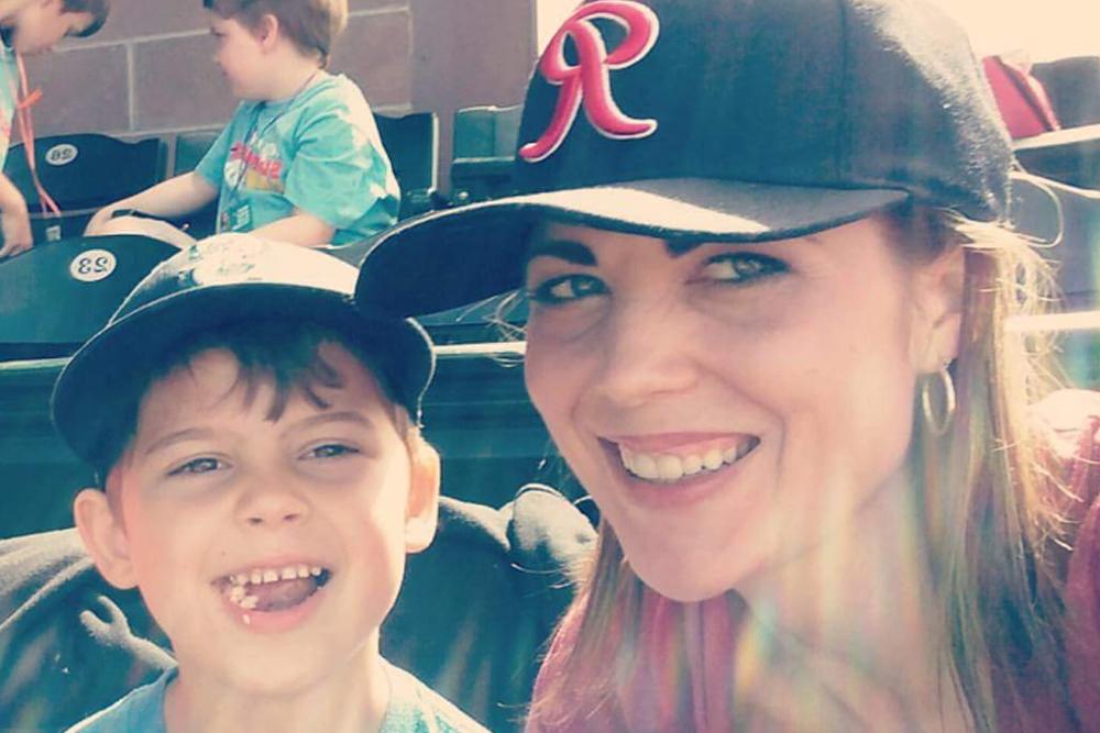 Superhero Rebekah Carter: Celebrating Safety and Freedom