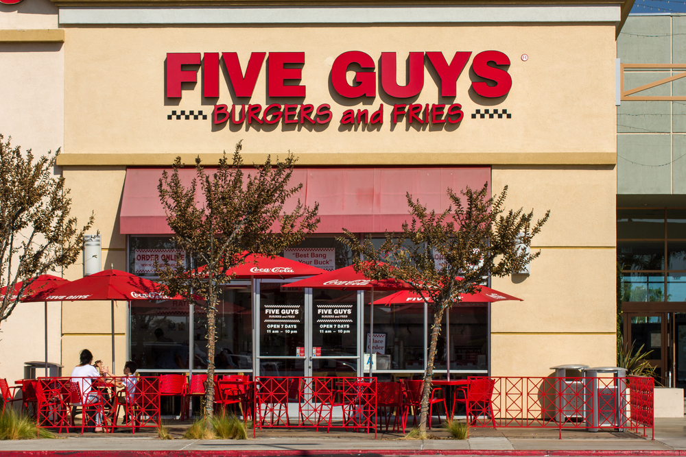 "The Five Guys Story: ""We All Started Dreaming Then"""
