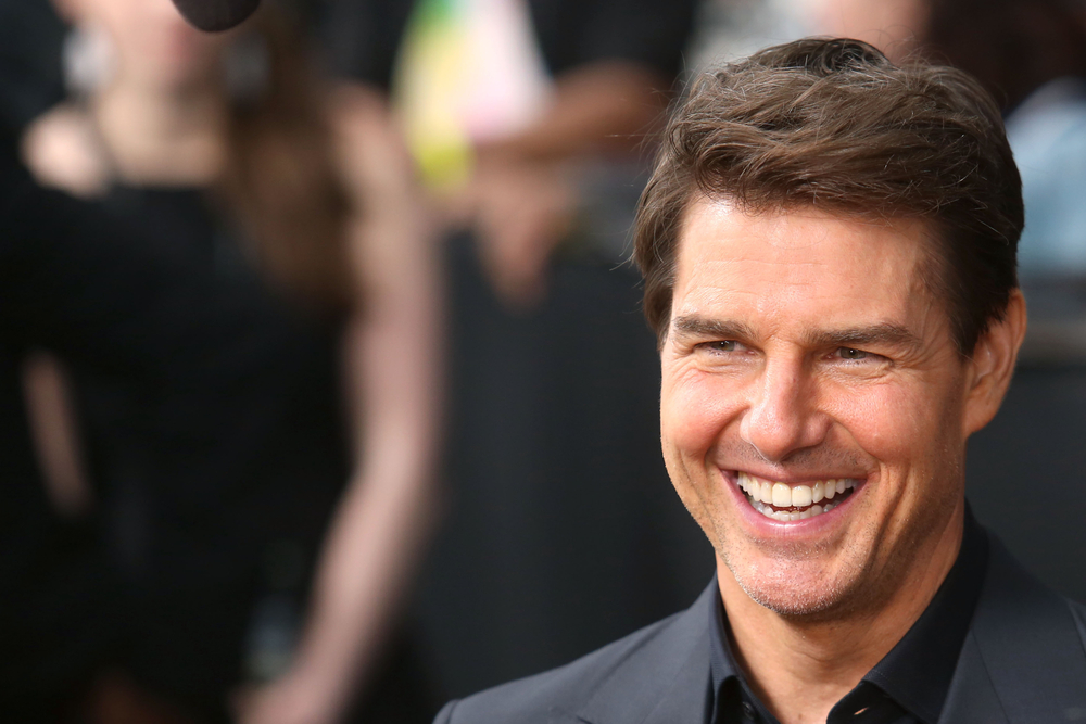 Tom Cruise: Resilient