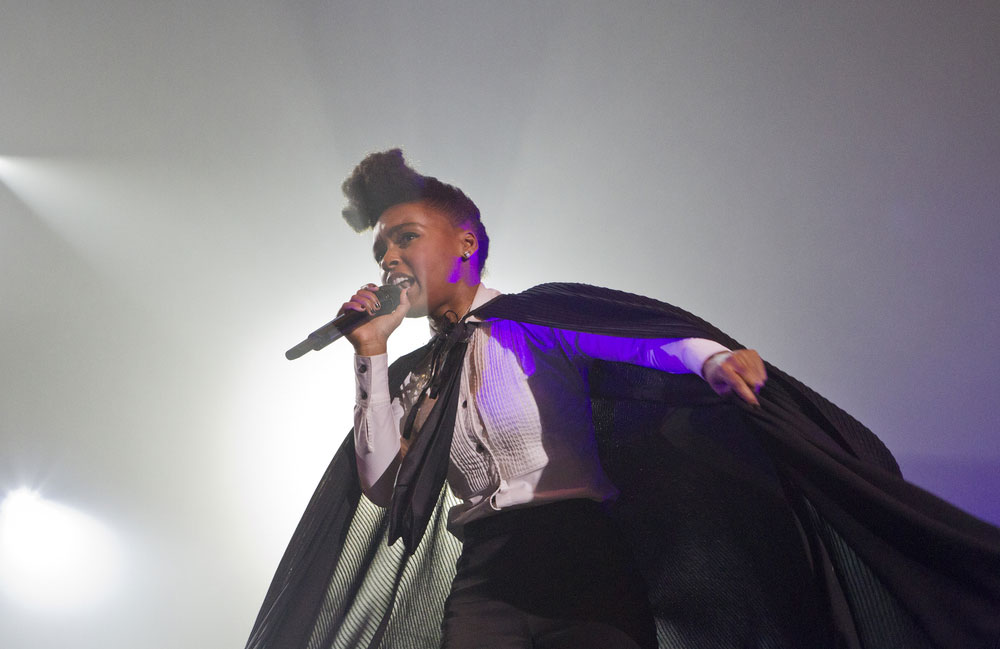 "Janelle Monáe: ""The Right Things Will Come Your Way"""