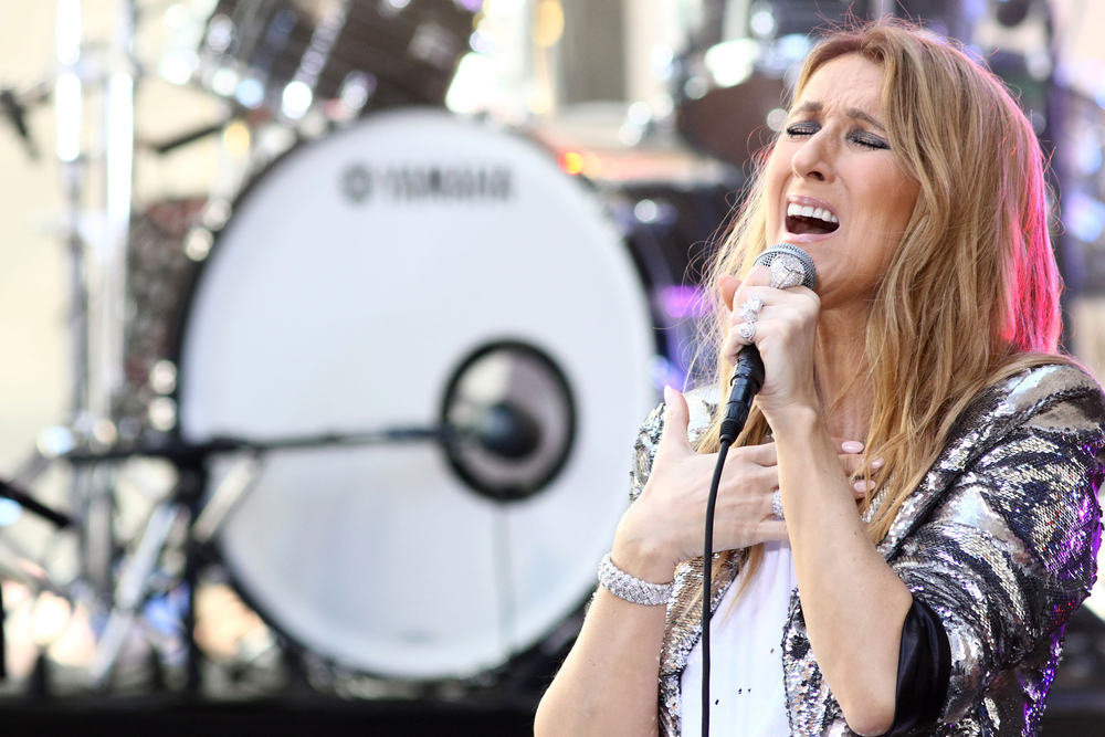 "Céline Dion:""I Still Have My Power"""