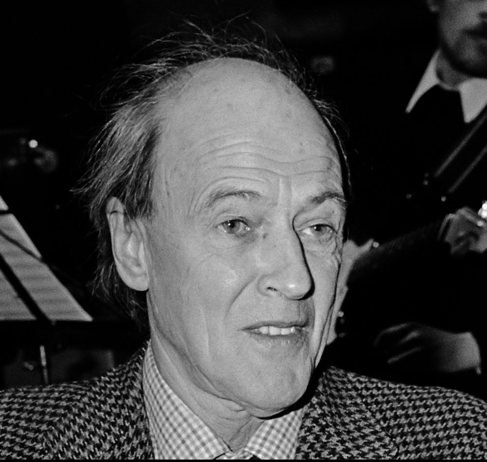 Roald Dahl: Teller of Tales