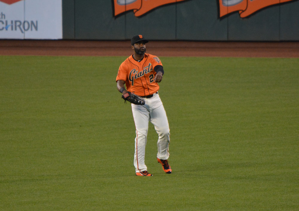 MLB Star Denard Span Doing Right by Mom