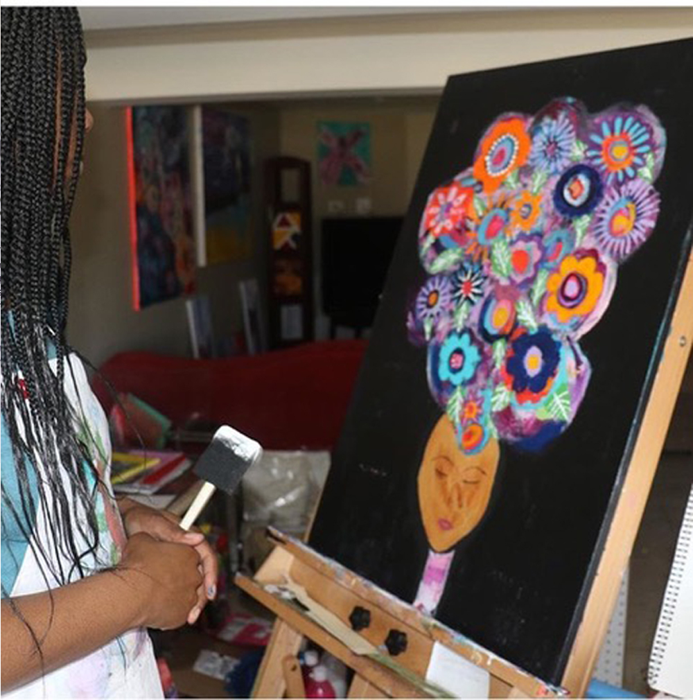 How I Turned My Love of Art into a Business