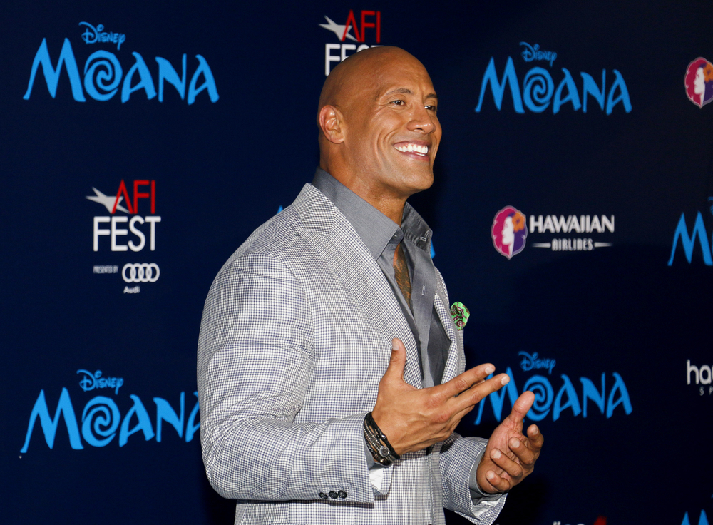 "Dwayne ""The Rock"" Johnson: ""I Will Still Be Training When the Sun Comes Up"""