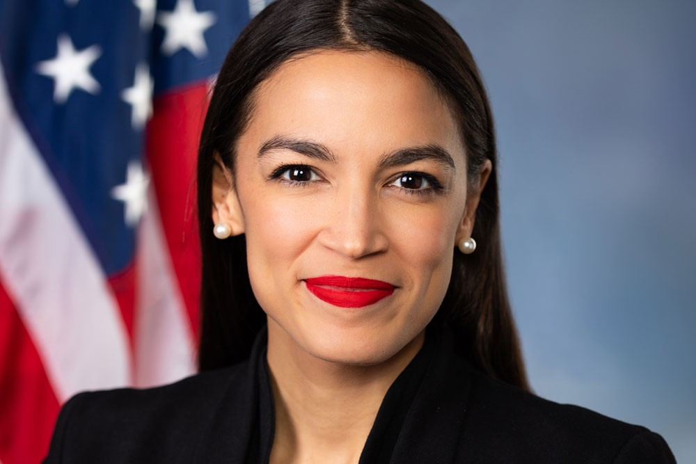 Alexandria Ocasio-Cortez: Making Politics Real Again