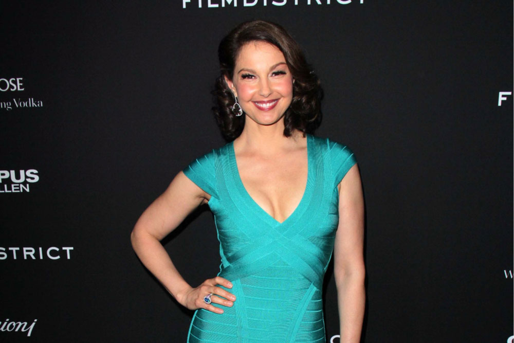 Ashley Judd: A Nasty Woman—And Proud of It