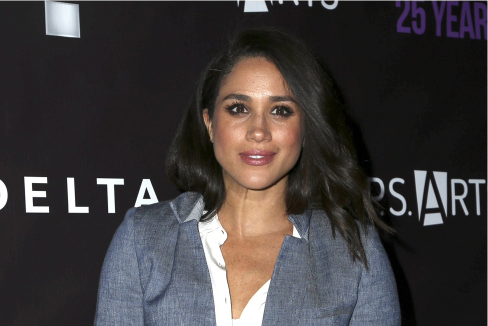 "Meghan Markle: ""Love Crosses All Boundaries"""