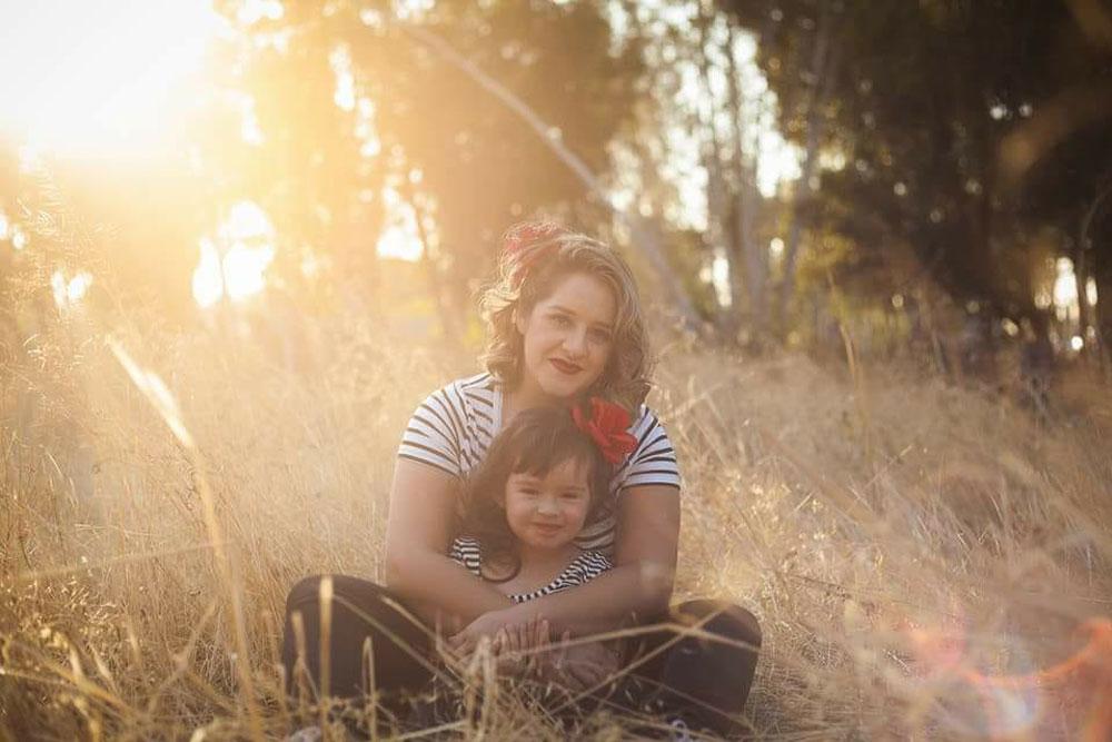 Superhero Stephanie Rodriguez: Inspired by Her Daughter