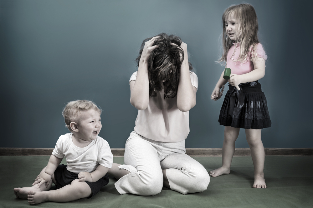 Managing Those Parenting Moments from Hell