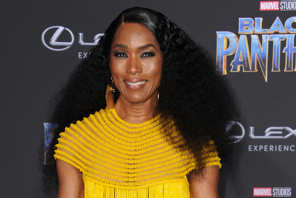 Angela Bassett: High Standards