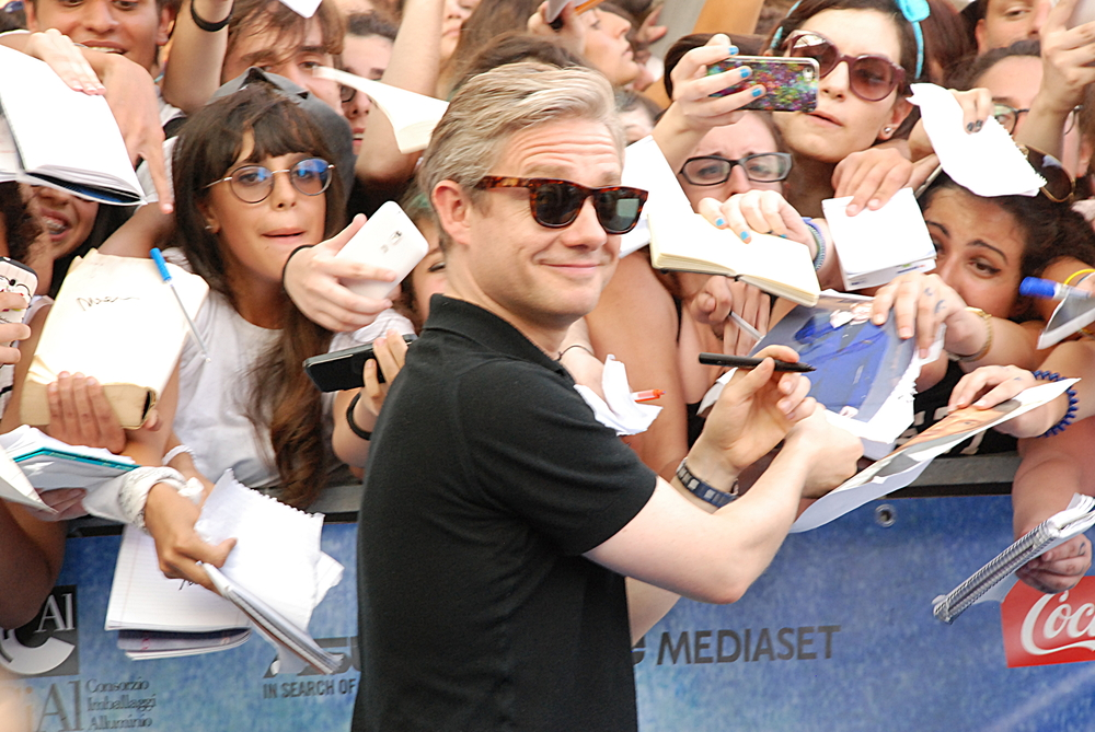 Martin Freeman: Caustic Everyman