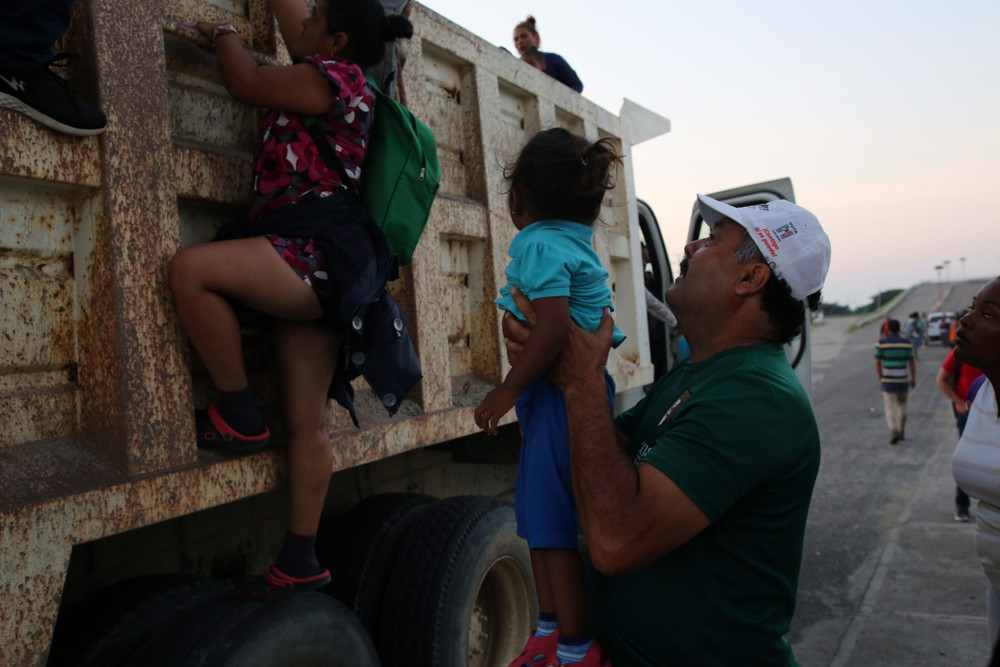 Pastor Gavin Rogers: Working to Build Empathy Toward Migrant Caravans